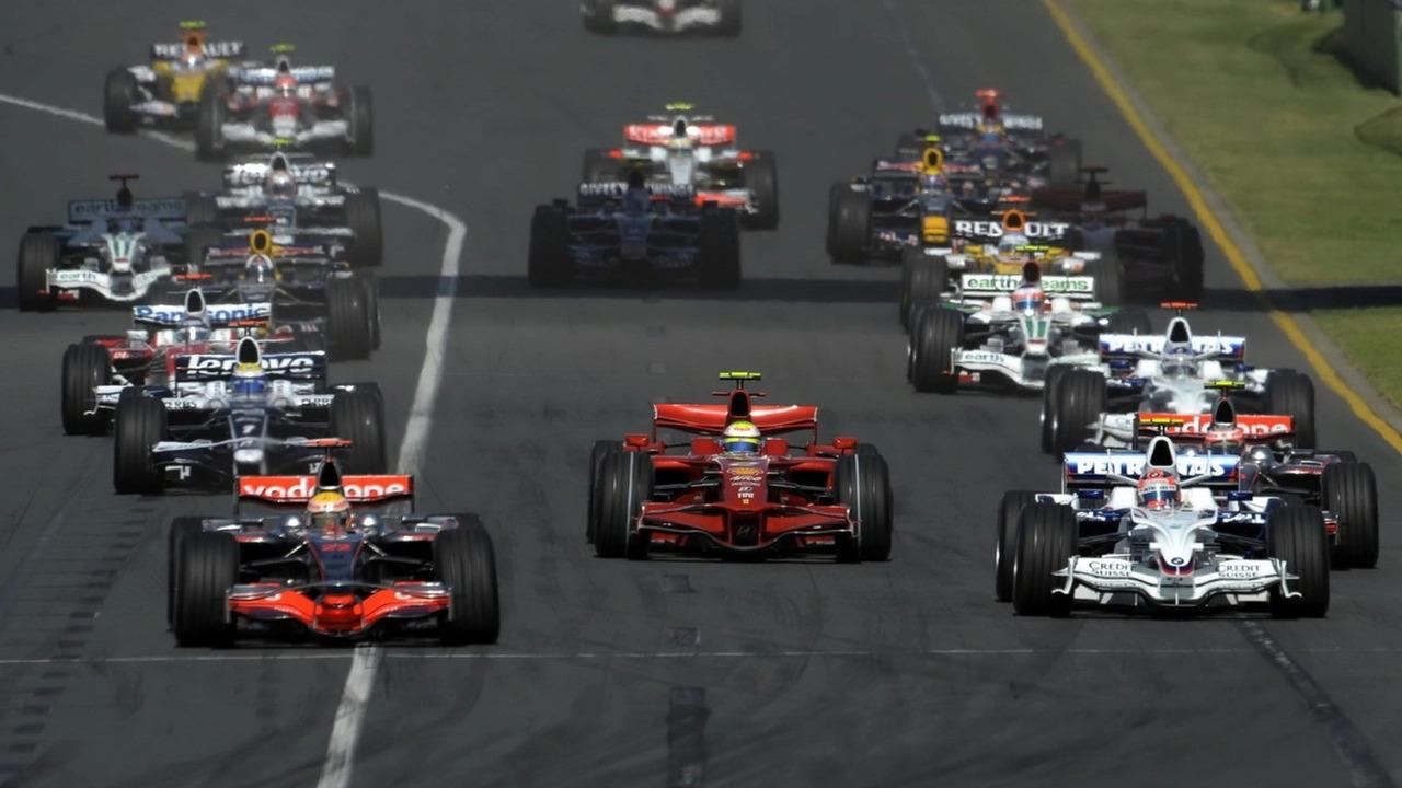 Australian GP 2008