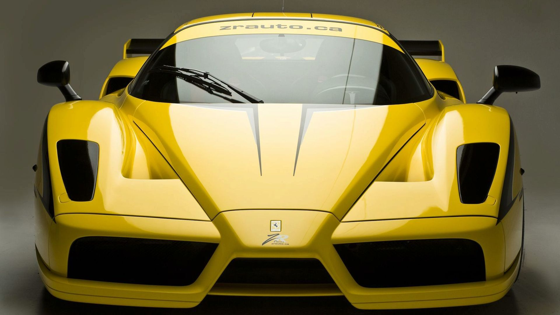 2012 Ferrari Enzo special series announced, five new models by 2013