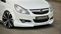 RIEGER Corsa D tuning kit