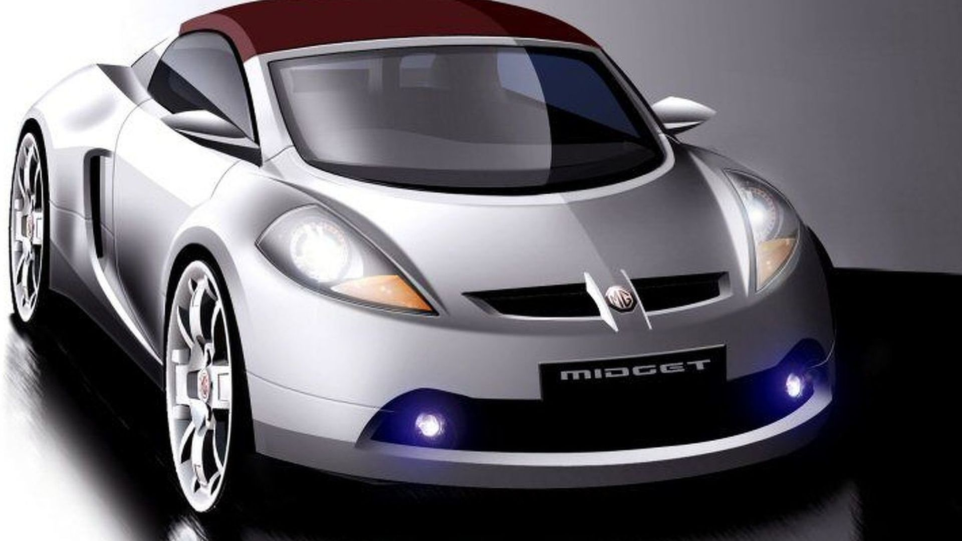 MG Roadster still in the works, could be five years off - report