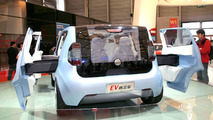 Brilliance unveils Electric Vehicle Concept in Shanghai