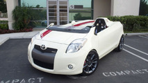 Five Axis Design Yaris Club Concept at SEMA