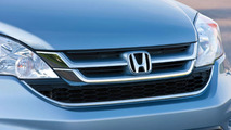 2010 Honda CR-V Facelift Revealed