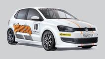Volkswagen Race Polo MKV 2010 - 700