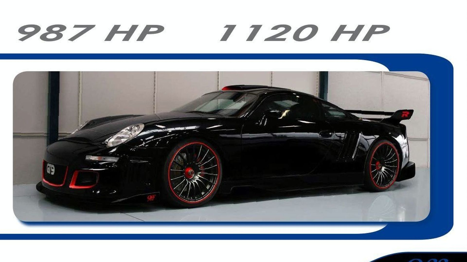 9ff GT9-R Details and Photos Finally Released