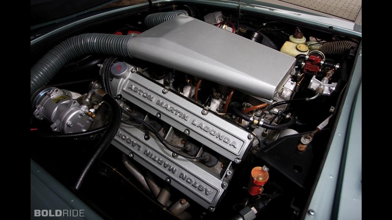 Aston Martin V8 Vantage Oscar India