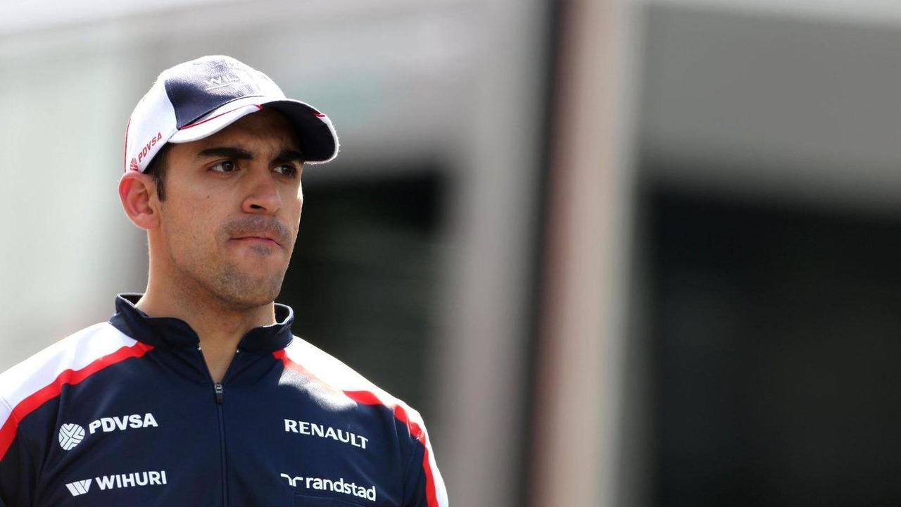 Pastor Maldonado 05.07.2013 German Grand Prix