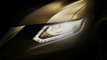 2014 Nissan Rogue teaser image 22.8.2013