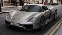 2014 Porsche 918 Spyder