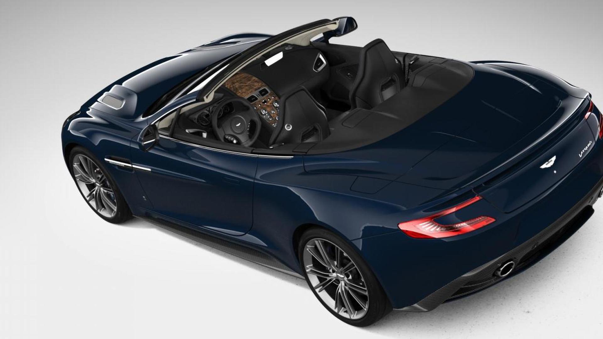 Aston Martin Vanquish Volante Neiman Marcus Edition to debut in Los Angeles