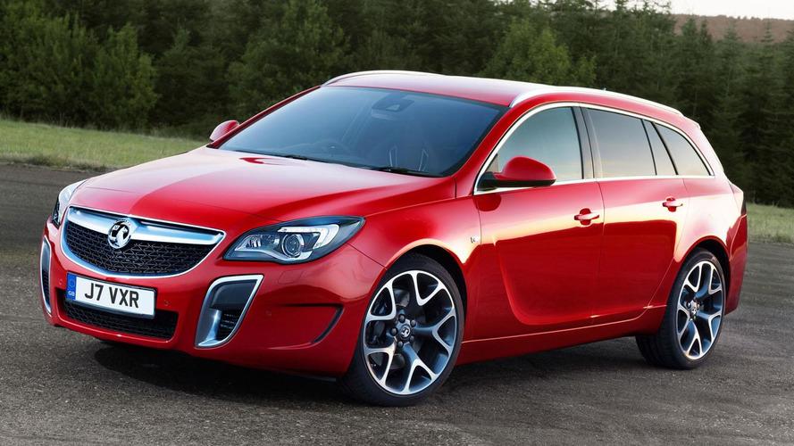Vauxhall Insignia VXR SuperSport facelift revealed & priced