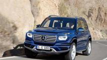 Mercedes-Benz G-Class render