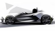 Zenos E10 design sketches published