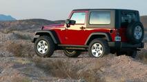 All New 2007 Jeep Wrangler