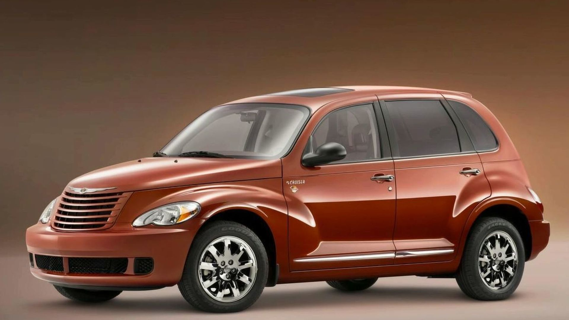 Chrysler adds Sunset Boulevard appeal to PT Cruiser