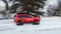 Nissan Winter Warrior concepts