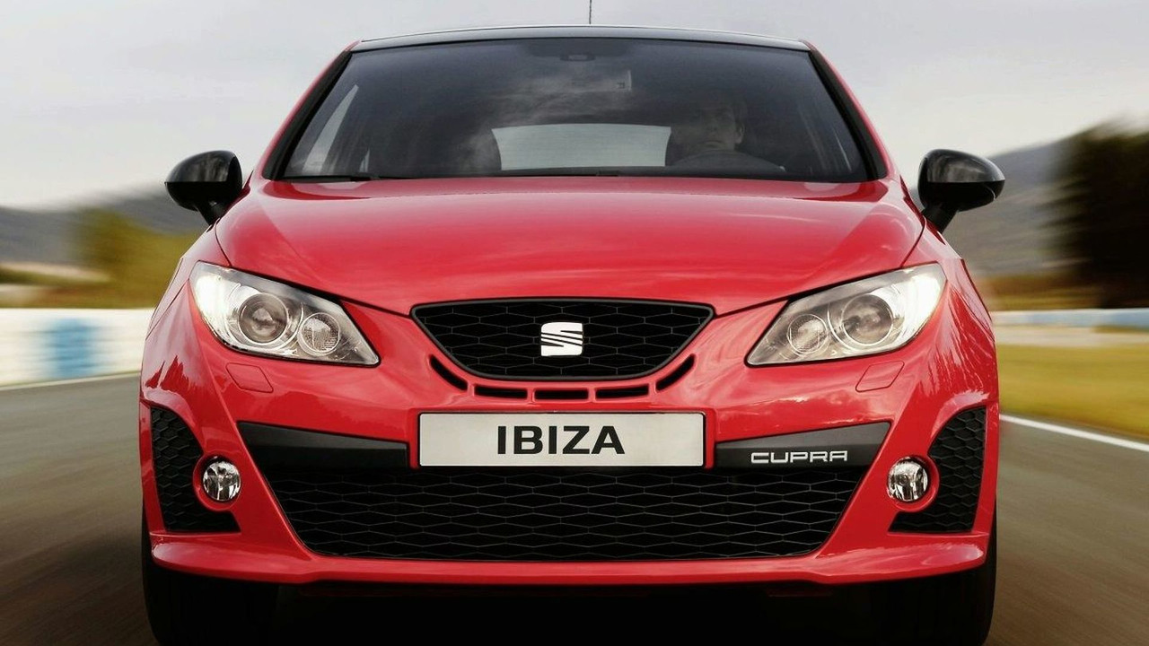 Seat Ibiza CUPRA