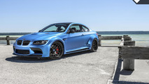 Vorsteiner dresses previous BMW M3 in a wide body kit