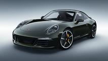 Porsche 911 Club Coupe special edition 28.05.2012