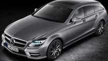Mercedes CLS Shooting Brake: 40 official photos leaked