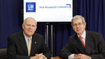 GM and PSA join forces to co-develop four vehicle projects