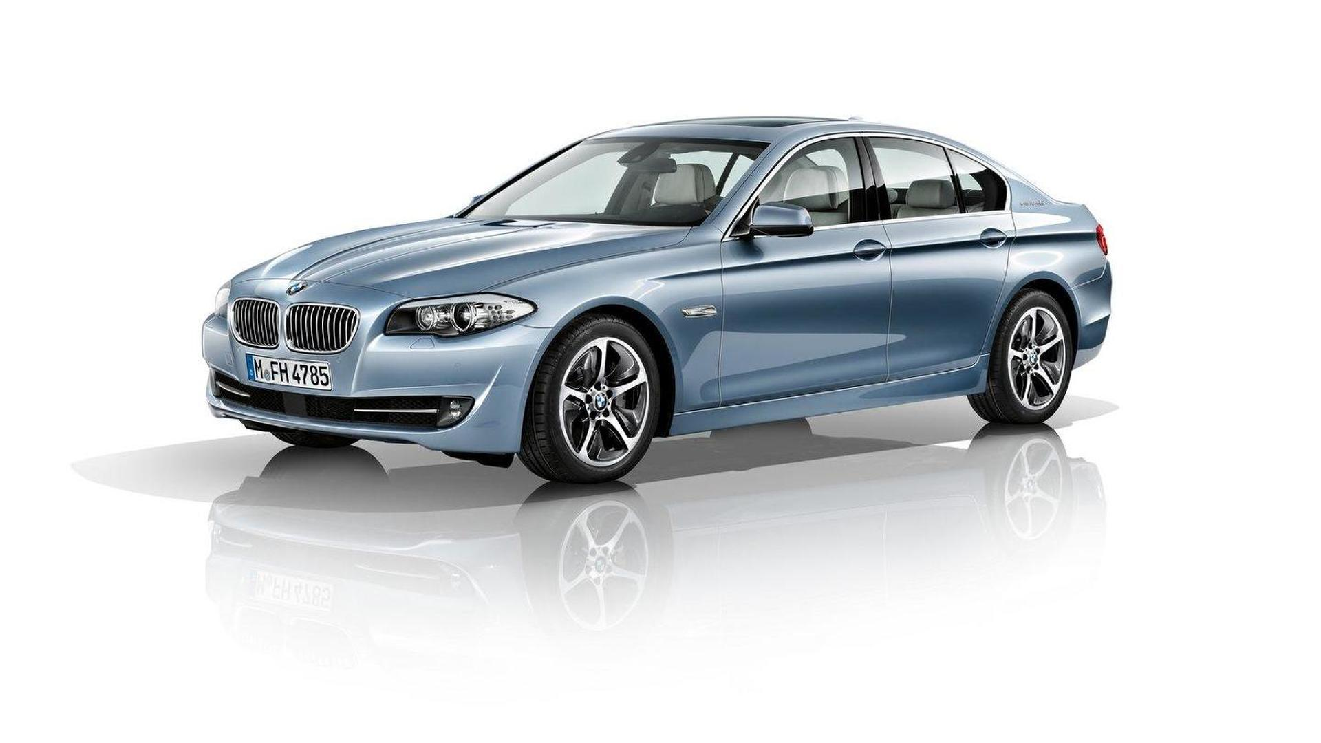 2012 BMW 5-Series Active Hybrid 5
