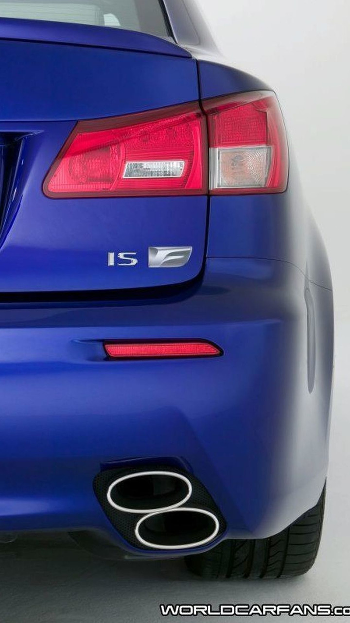 Lexus IS-F Concept