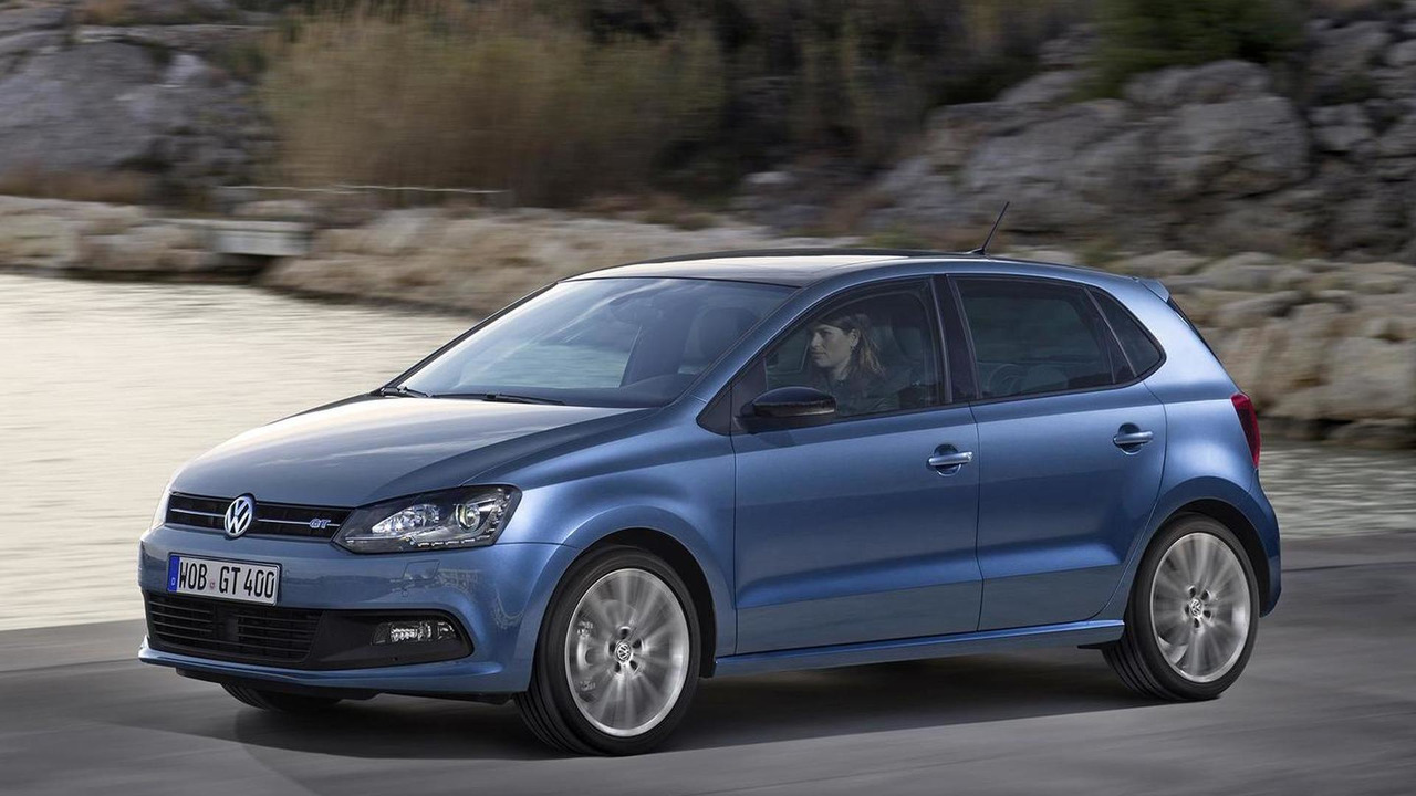 2014 Volkswagen Polo BlueGT