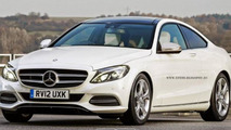 Mercedes C-Class Coupe at least a year off, AMG models will keep the C63 moniker - report
