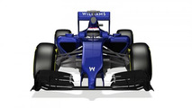 Williams reveals 'anteater' nose for 2014 FW36