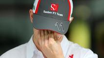 Hulkenberg unwell in Abu Dhabi