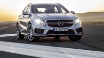 2014 Mercedes-Benz GLA 45 AMG