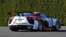 Lexus LFA for the Nürburgring 24 Hour endurance race