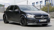 Mercedes-Benz A45 AMG Black Series already caught testing ?