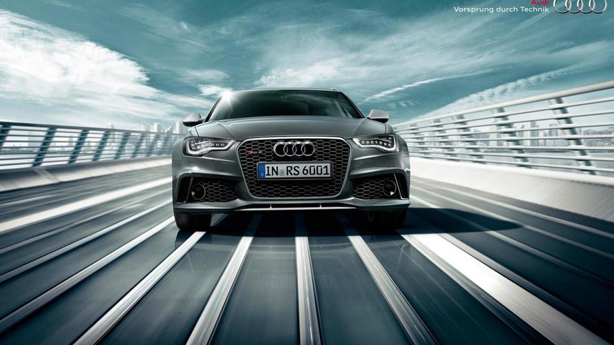 2014 Audi RS6 Avant not coming to U.S., new photos available