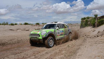 MINI at the 2013 Dakar Rally - low res - 20.1.2013