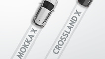 Opel Meriva replacement to be called Crossland X