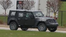 Here's your next-gen 2018 Jeep Wrangler spied