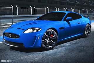 Future Ride: 2012 Jaguar XKR-S