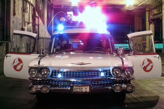5 Facts You Didn't Know About the 'Ghostbusters' Ecto-1