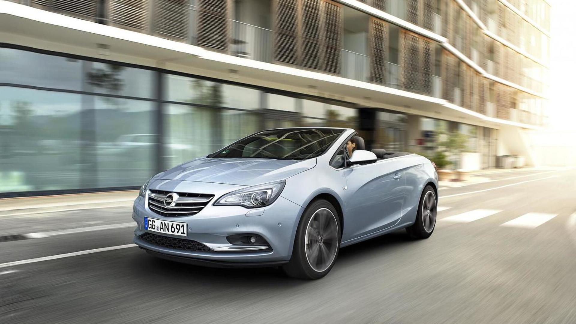Opel Cascada receives new 2.0-liter diesel engine with 170 PS