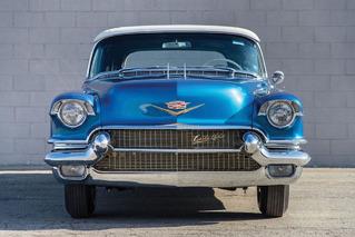 Crisp Cadillac Eldorado Biarritz Convertible Heads To Auction