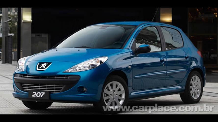 Peugeot anuncia Recall para o 207 - Falha em tubulação de combustível tem risco de incêndio