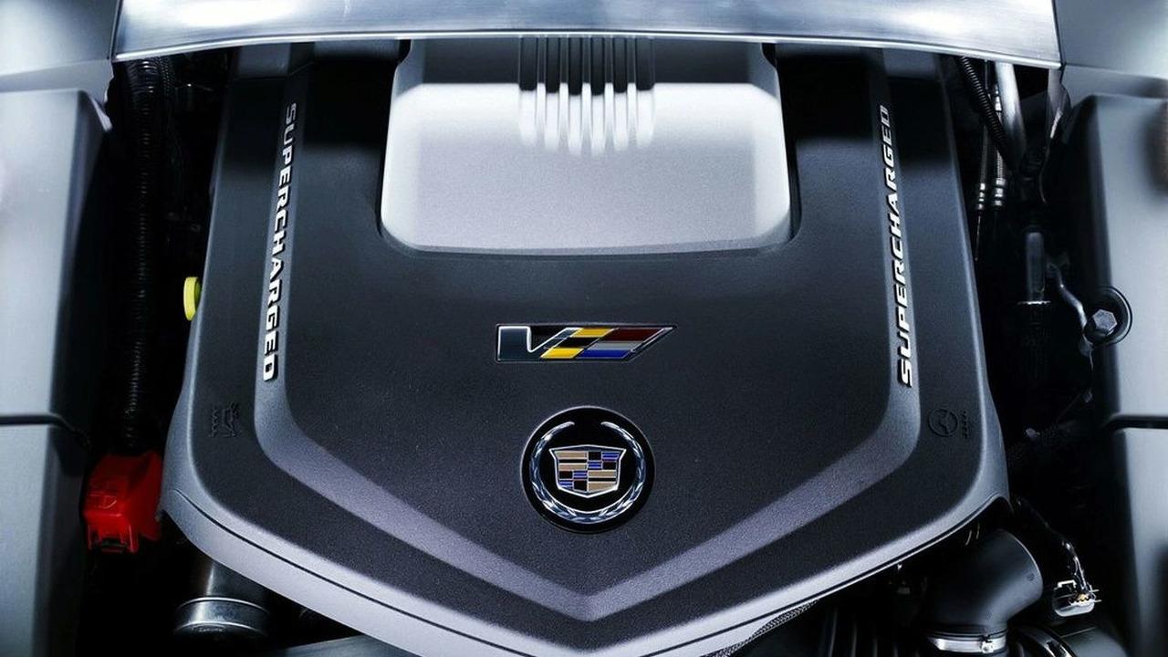 2009 Cadillac CTS-V
