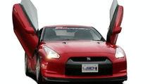 LSD Wing Doors for Nissan GT-R