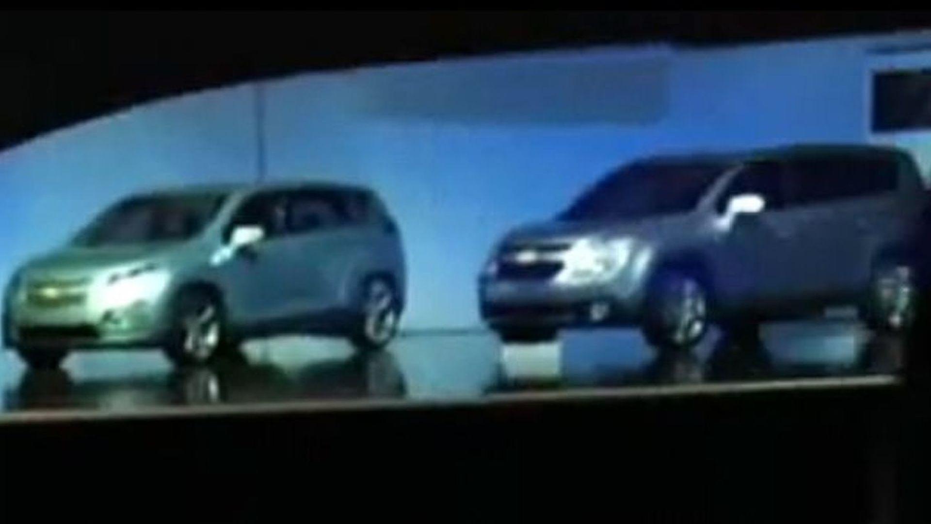 Chevrolet Volt MPV Patent Designs Surface