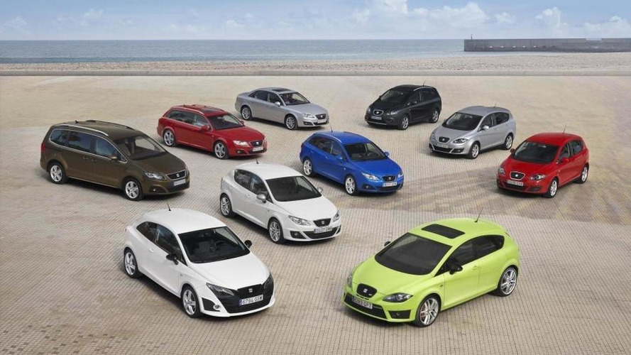 SEAT to launch brand in China