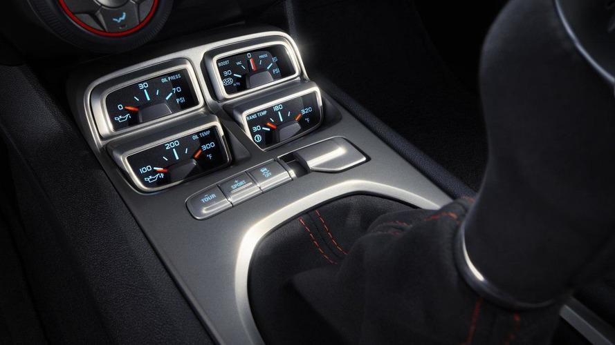 Chevrolet Camaro ZL1 was designed for maximum downforce [video]