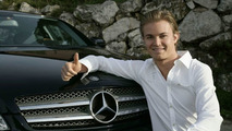 Rosberg to debut 2010 Mercedes car - boss