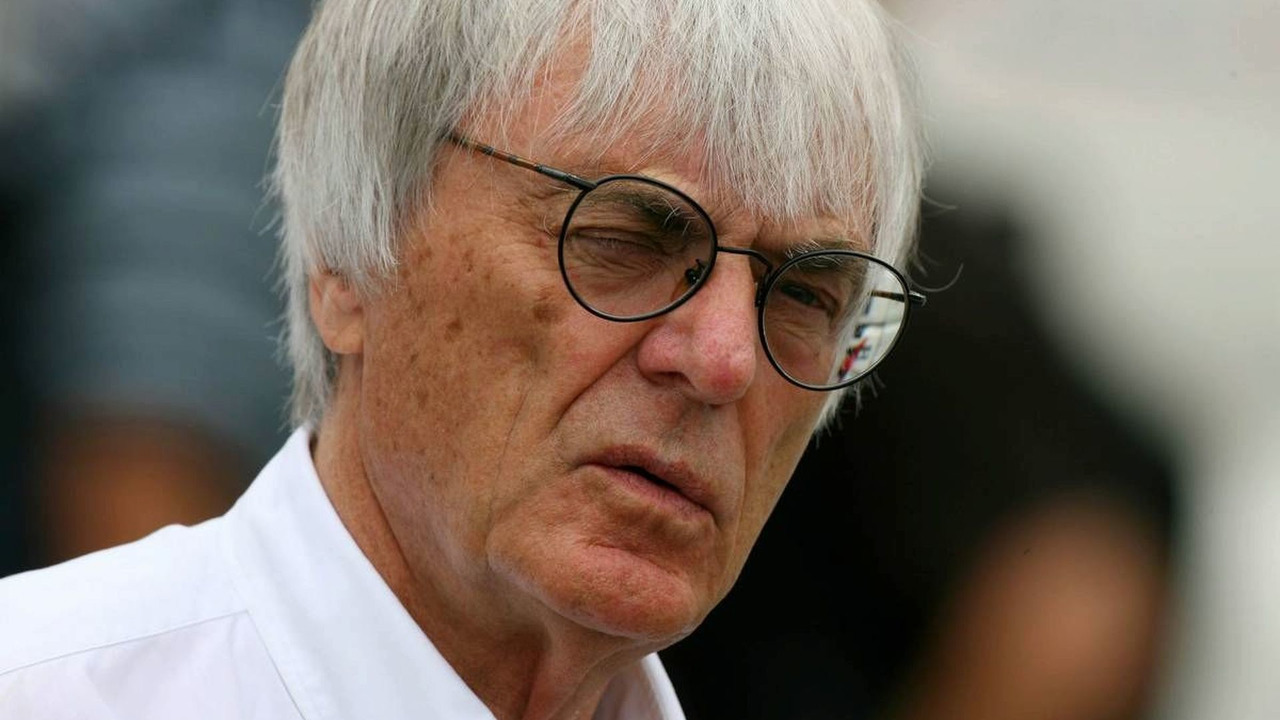 Bernie Ecclestone, German Grand Prix, Hockenheim 28.07.2006